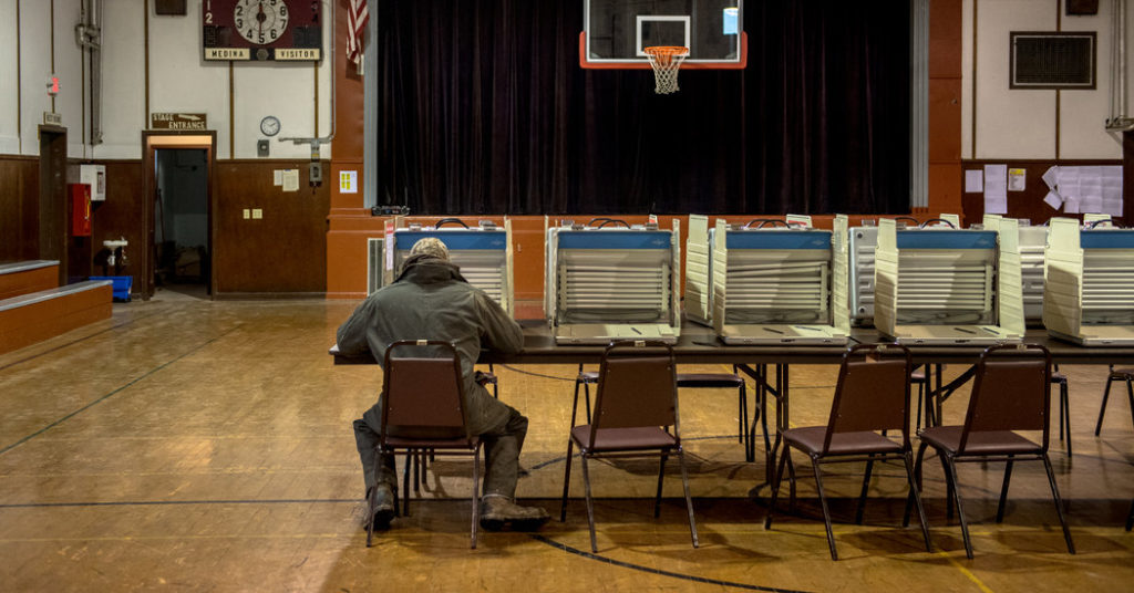 Russian Hack of Elections System Was Far-Reaching, Report Finds